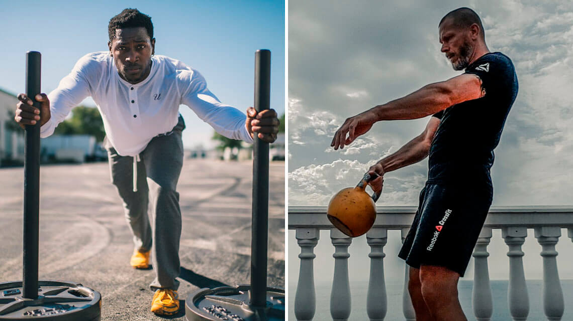 Early morning vs afternoon -  training