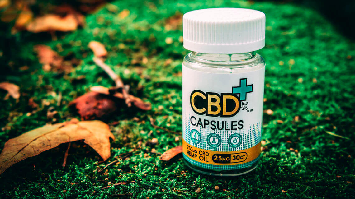 Cannabidiol - cannabis for workout recovery