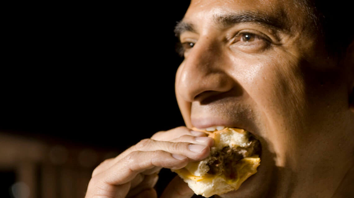 Eating late at night and weight gain: facts and fiction
