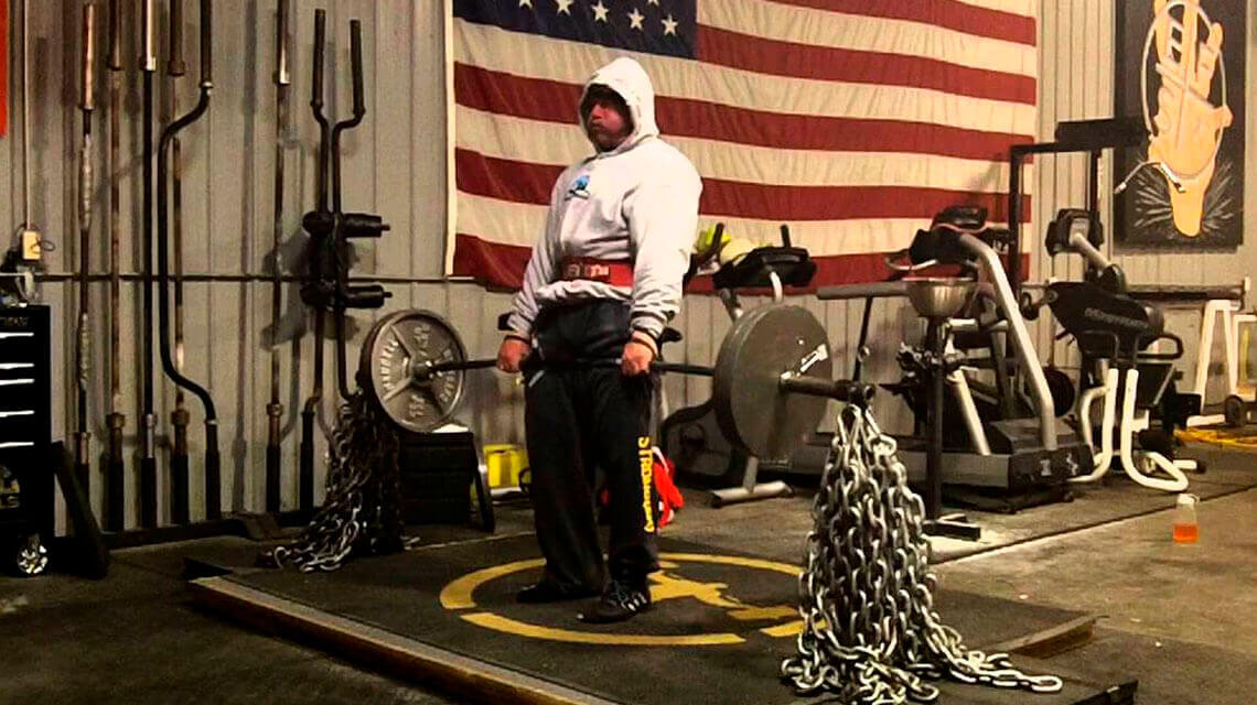 What are the secrets of the best powerlifters in the USA?