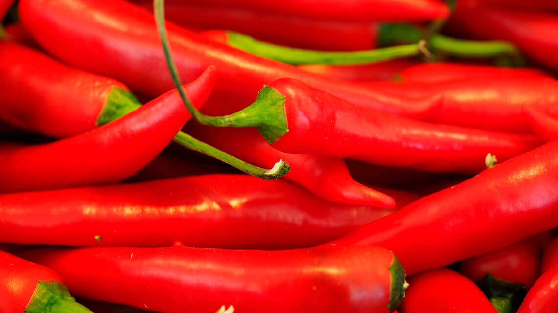 Drug based on chili peppers promises weight loss and improved metabolism