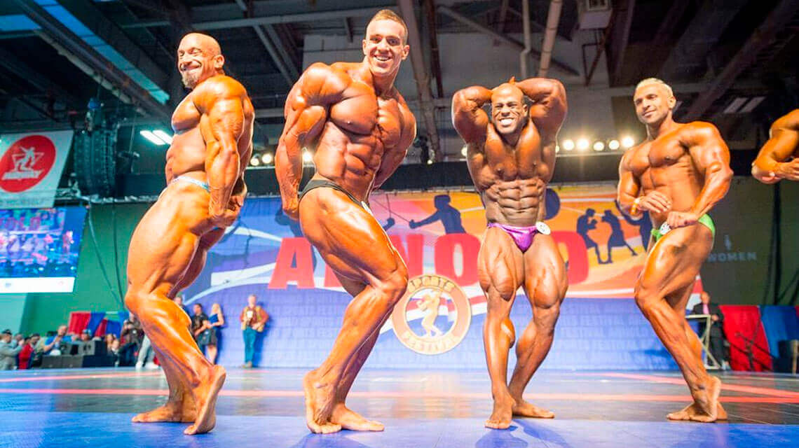 """Why do bodybuilders get a """"bubble gut""""?"""